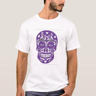 DRS Purple skull T-Shirt