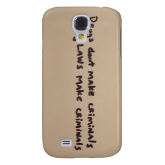 Drug laws quote galaxy s4 covers
