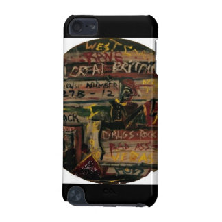 DRUGS AND ROCK N ROLL iPod TOUCH (5TH GENERATION) COVERS