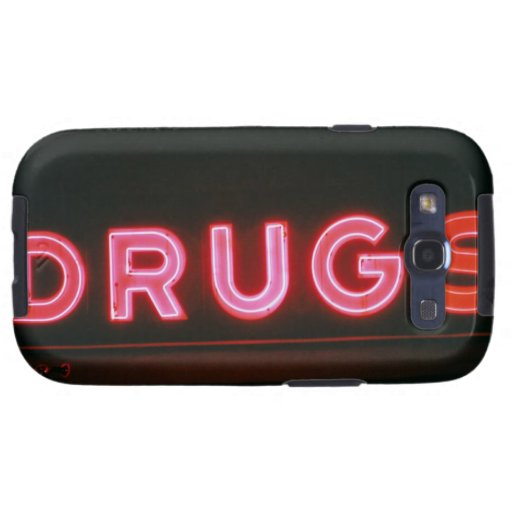 Drugs Galaxy SIII Cases