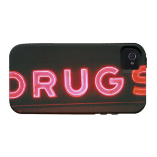 Drugs Case-Mate iPhone 4 Covers
