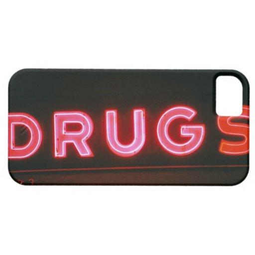 Drugs iPhone 5 Case