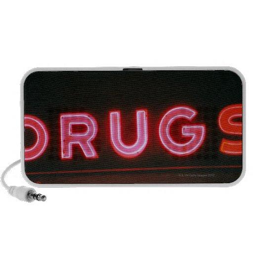 Drugs Speaker System
