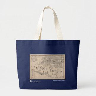 Drugstore Print Tote Bag