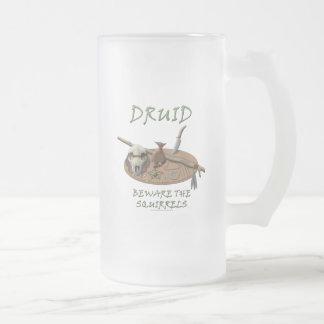 Druid: Beware the Squirrels Coffee Mug