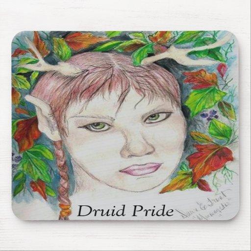Druid Pride Mousepad