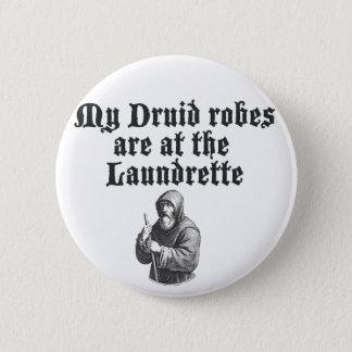 Druid Robes 2 Inch Round Button