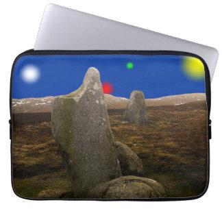 Druids' Circle Laptop Sleeve