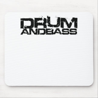 Drum and Bass Mouse Pads