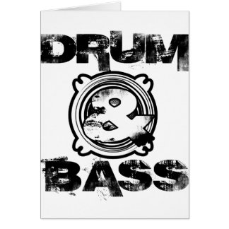 Drum and Bass Subwoofer Card