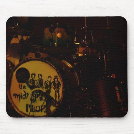 drum art mousepad