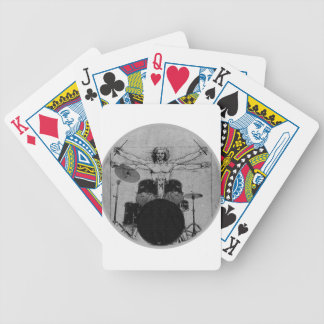 drum copy bicycle playing cards