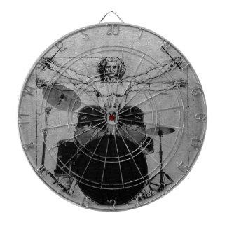 drum copy dartboard