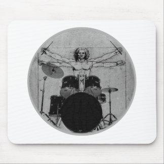 drum copy mouse pad