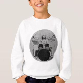 drum copy sweatshirt