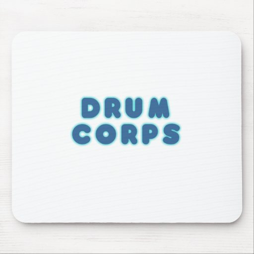 DRUM CORPS MOUSEPADS