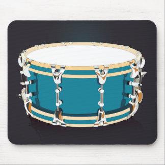 Drum - Dark Grey Mousepad