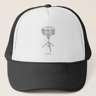 Drum diddee dum trucker hat