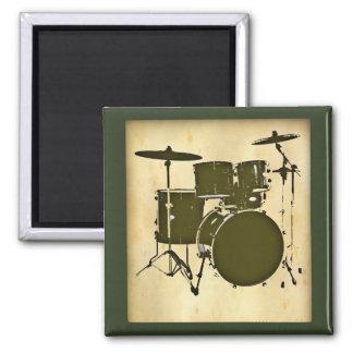 drum / drums magnet