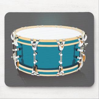 Drum - Grey Mousepad