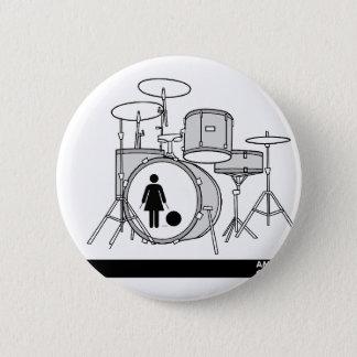 drum-kit 2 inch round button