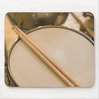 Drum Kit 3 Mouse Pad