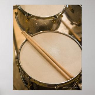 Drum Kit 3 Print
