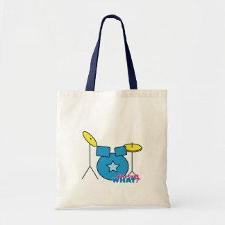 Drum Kit Canvas Bags