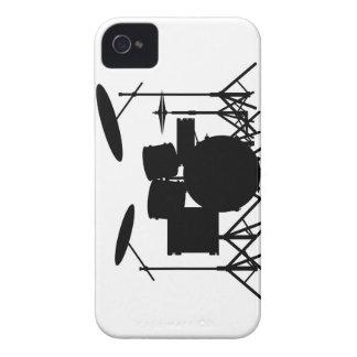 Drum Kit Case-Mate iPhone 4 Case