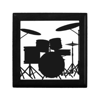 Drum Kit Jewelry Boxes