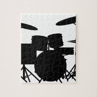 Drum Kit Jigsaw Puzzle