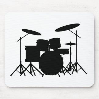 Drum Kit Mouse Pad