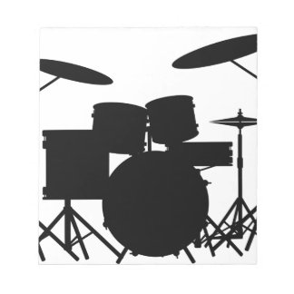 Drum Kit Notepad