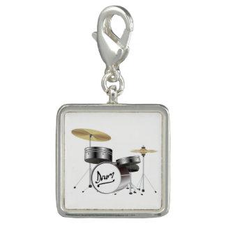Drum Kit Photo Charms
