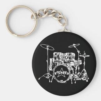 Drum Kit Special Keychain