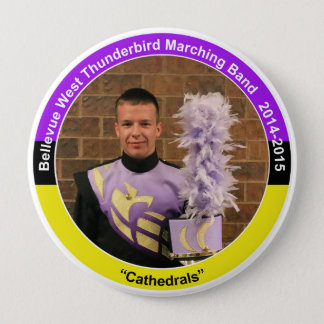 Drum Line LC (2015) 4 Inch Round Button