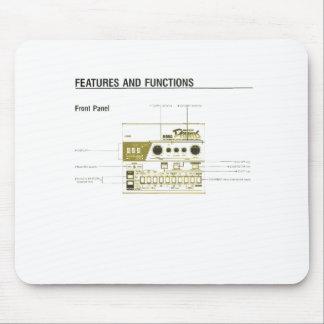 Drum Machine Mousepads