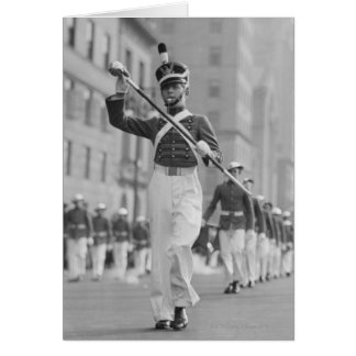 Drum Major Card