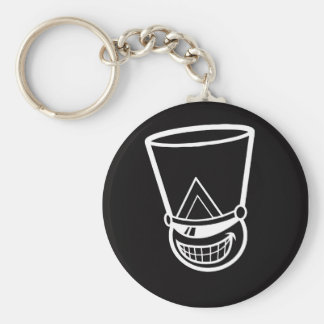 Drum Major Keychain