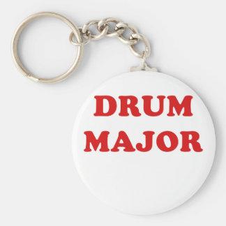 Drum Major Keychain