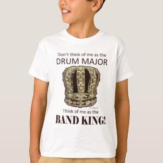 Drum Major King T-Shirt