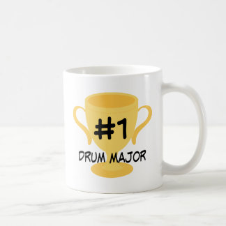 Drum Major Number One Gift Coffee Mug
