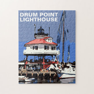 DRUM POINT LIGHT JIGSAW PUZZLE