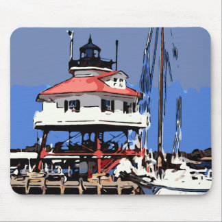 DRUM POINT LIGHT MOUSE PAD