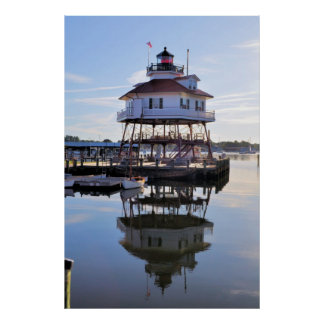 Drum Point Lighthouse Poster