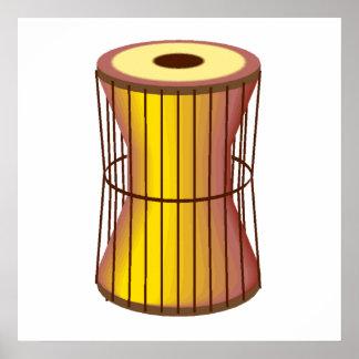 Drum Print
