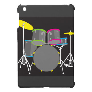 Drum Set iPad Mini Cover