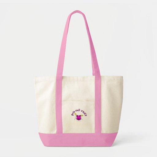Drum Set - Pink Tote Bags