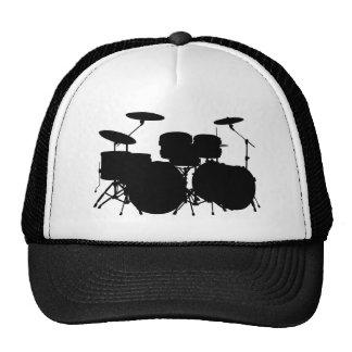 Drum Set Trucker Hat