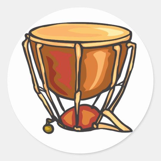 Drum Stickers